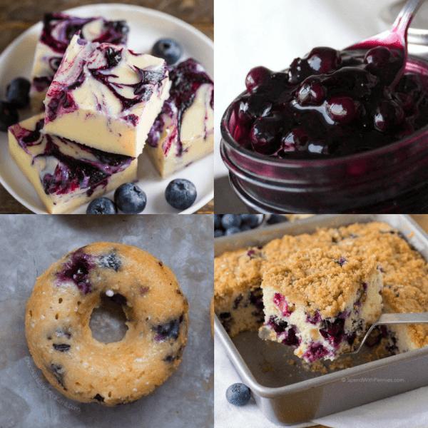 23 Best Blueberry Dessert Recipes