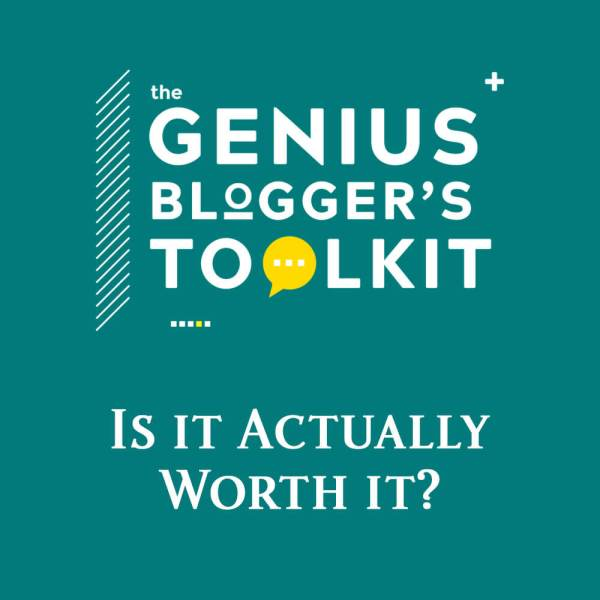 Is the Genius Blogger's Toolkit Actually Worth It? A Review