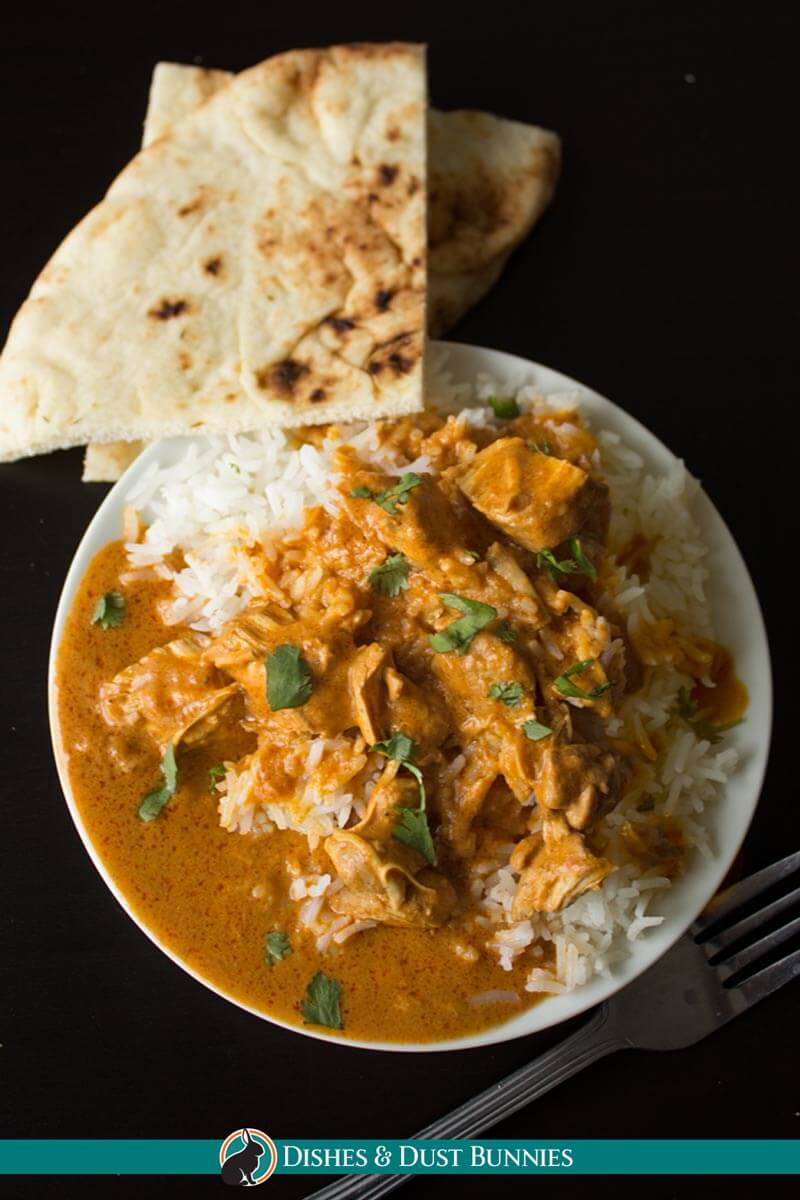 how to make butter chicken in instant pot