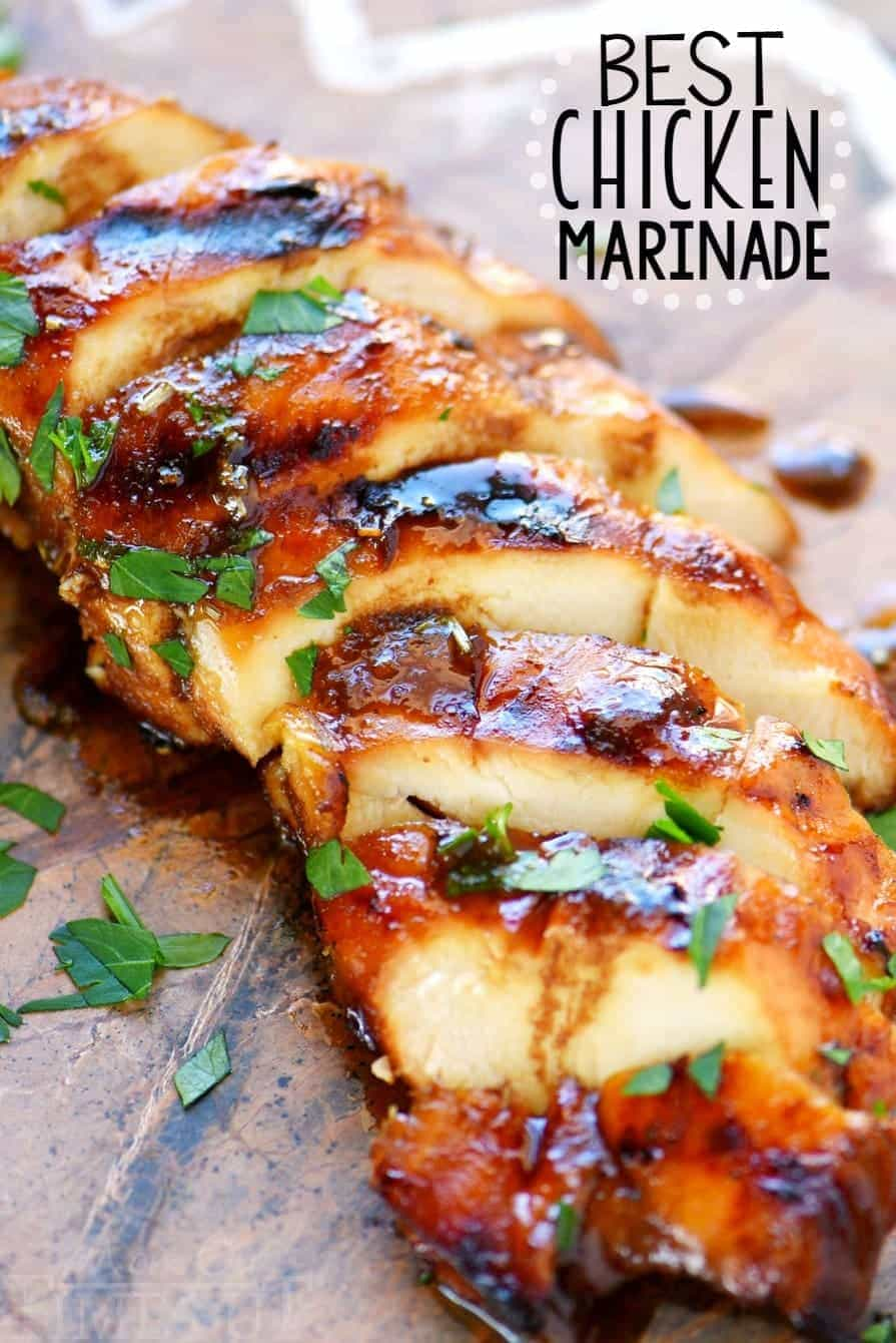 The Best Chicken Marinade from Mom on Timeout