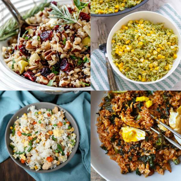 11 Must Try Rice Side Dishes