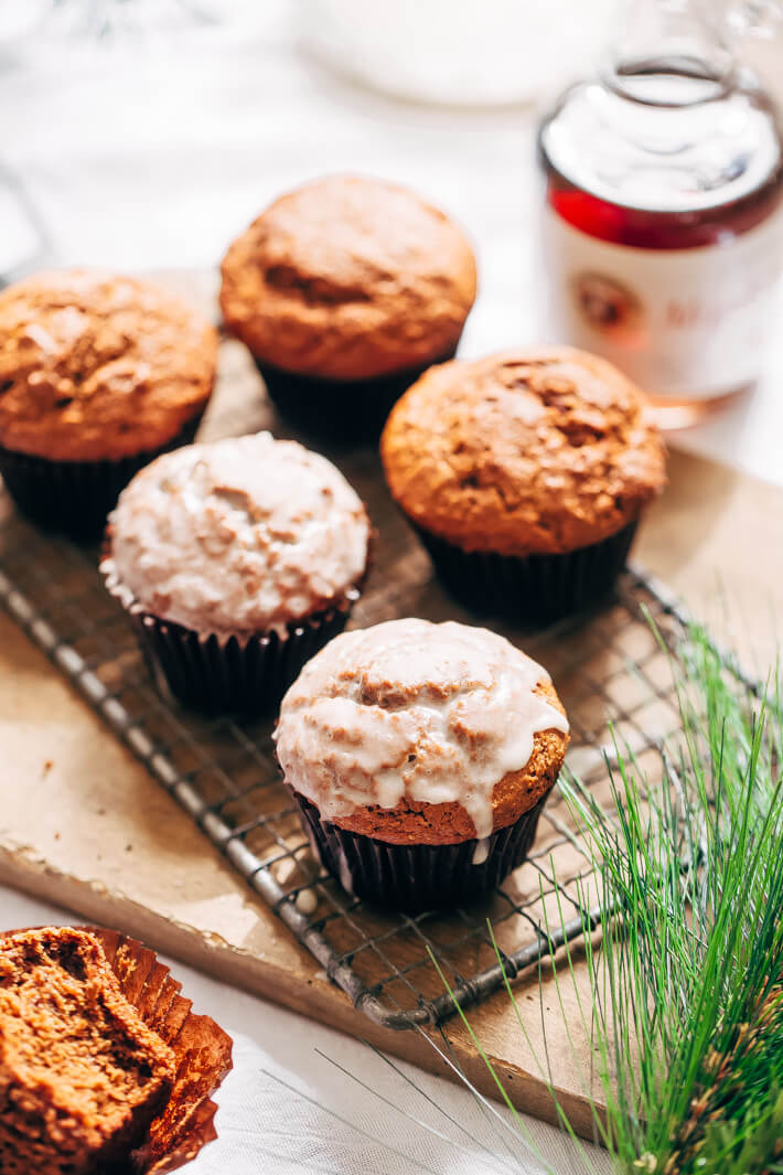 Gingerbread Muffins from Little Spice Jar