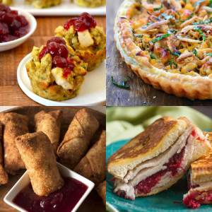 20+ Best Recipes for Thanksgiving Leftovers