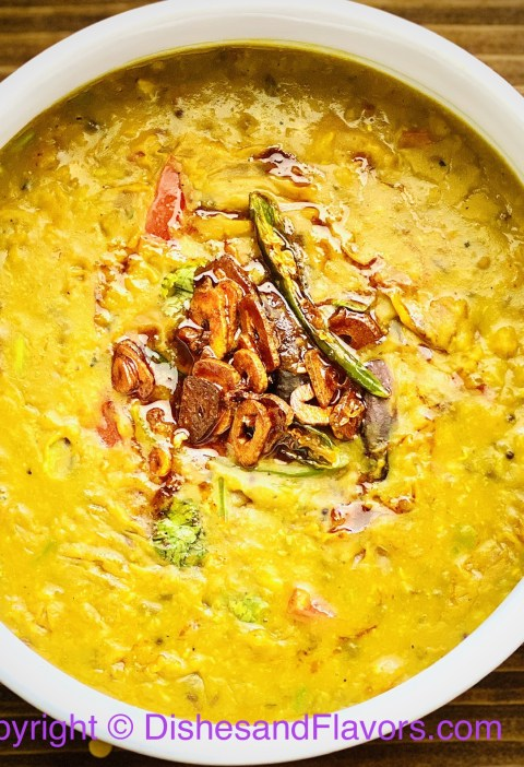 Mixed Tadka Dal
