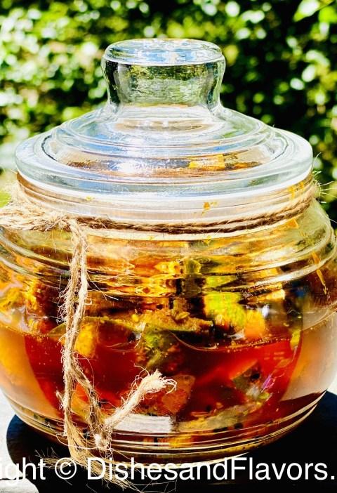 Punjabi Mango Pickle