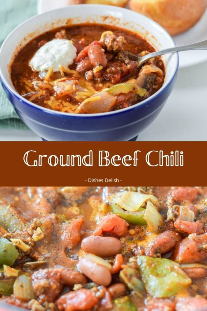 Ground Beef Chili for Pinterest 2