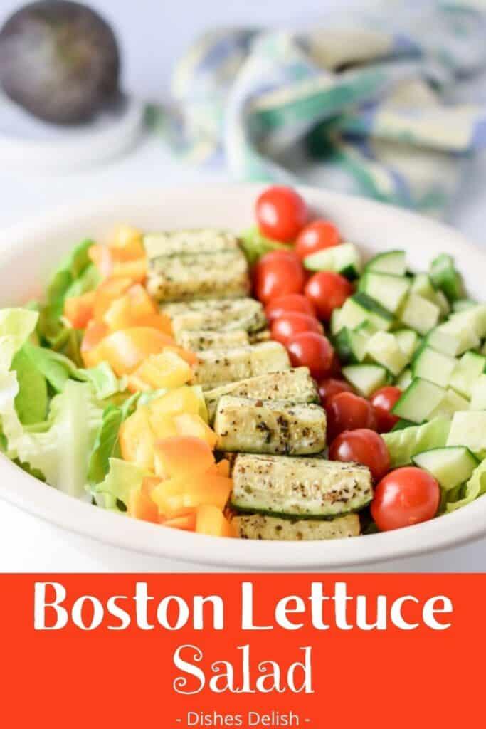 Boston Lettuce Salad for Pinterest 1