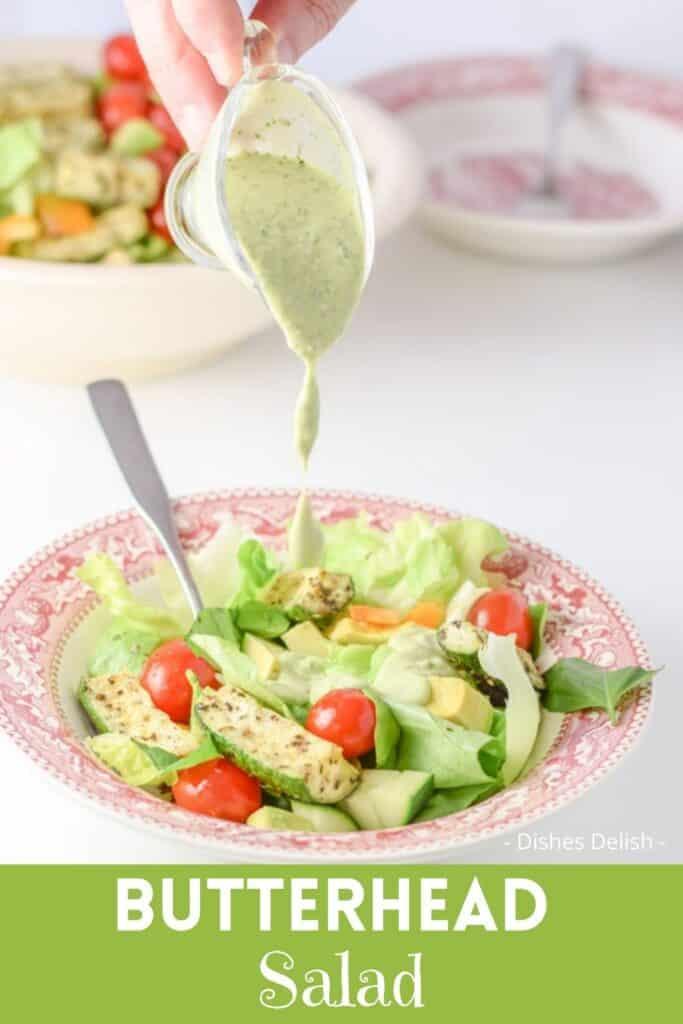 Boston Lettuce Salad for Pinterest 3