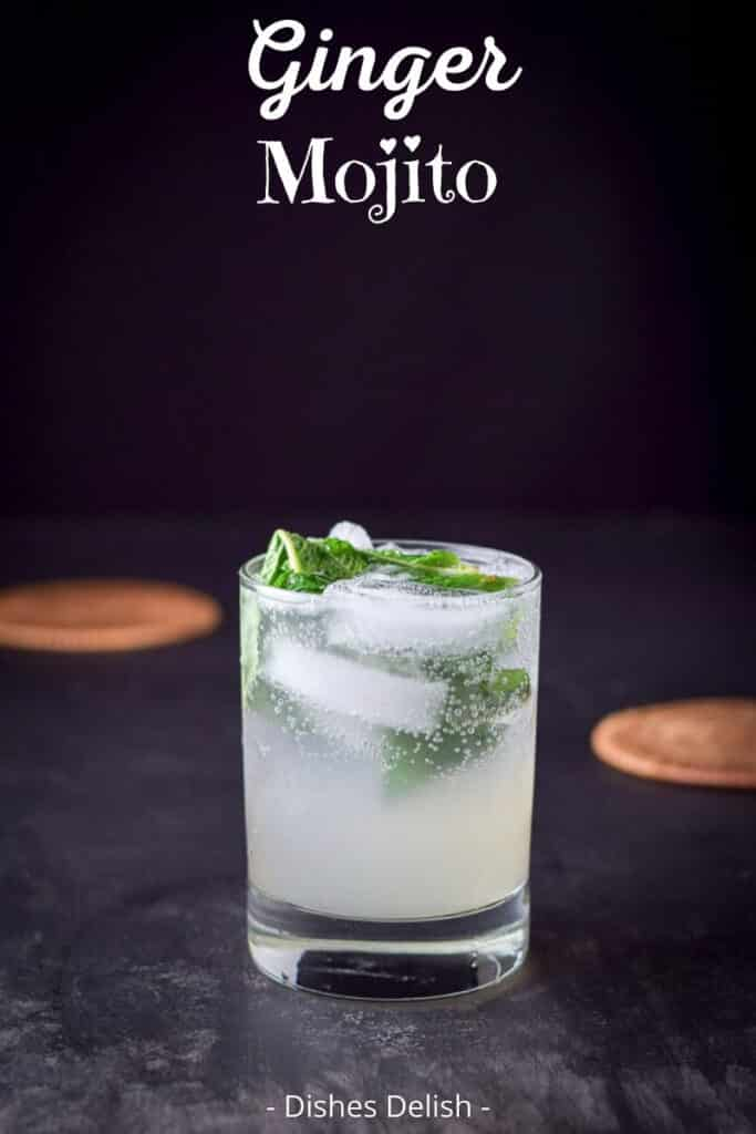 Ginger Mojito for Pinterest 2