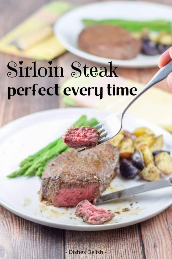 Medium Rare Sirloin for Pinterest 4