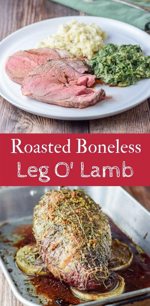 Roasted Boneless Leg of Lamb for Pinterest 1
