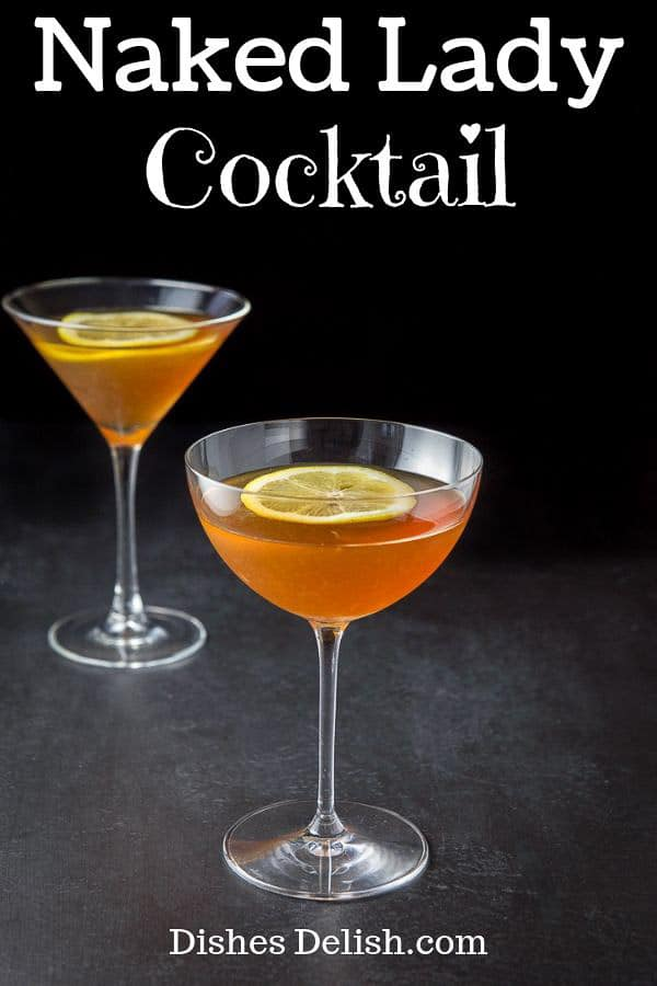 Naked Lady Cocktail for Pinterest