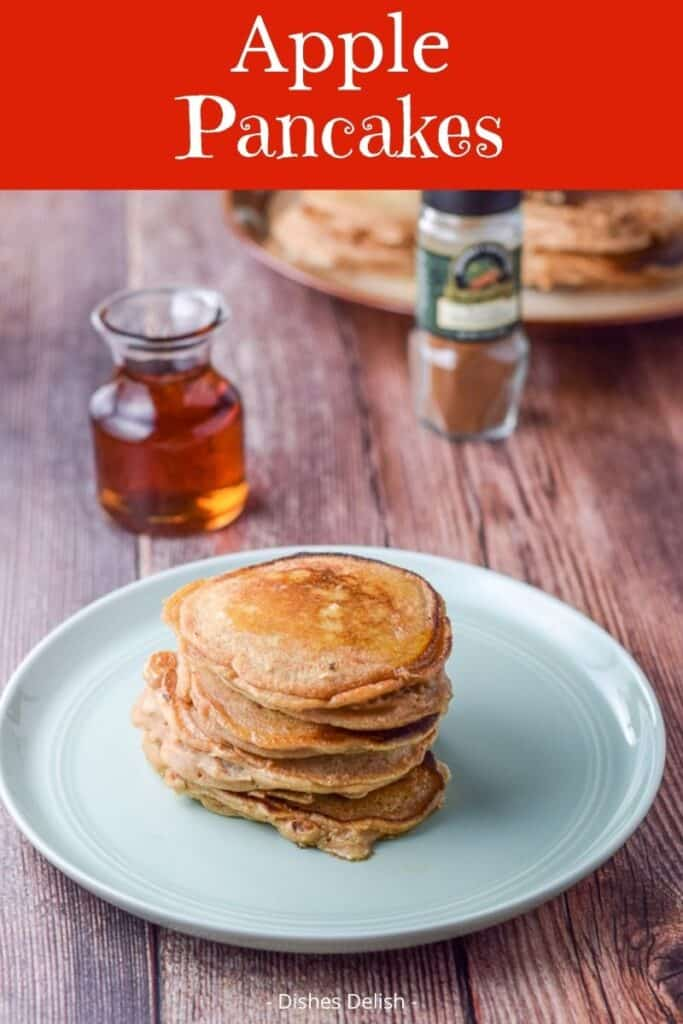 Apple Pancakes for Pinterest 2