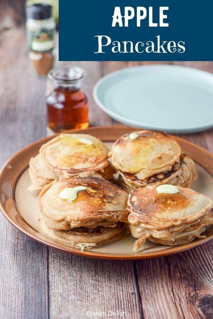 Apple Pancakes for Pinterest 3