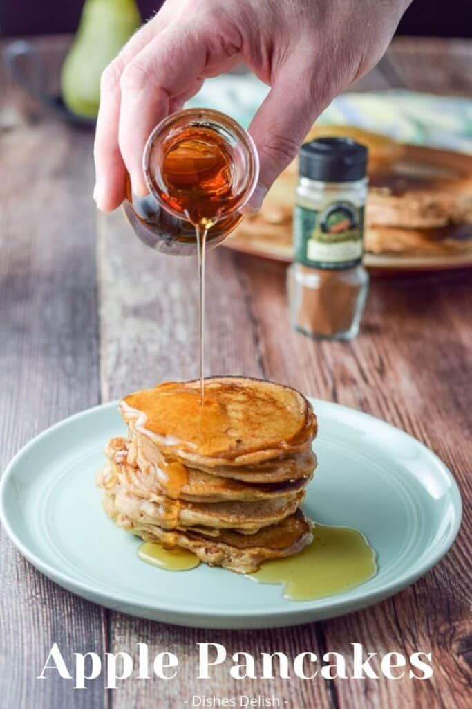 Apple Pancakes for Pinterest 4