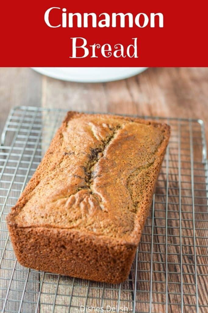 Cinnamon Bread for Pinterest 2