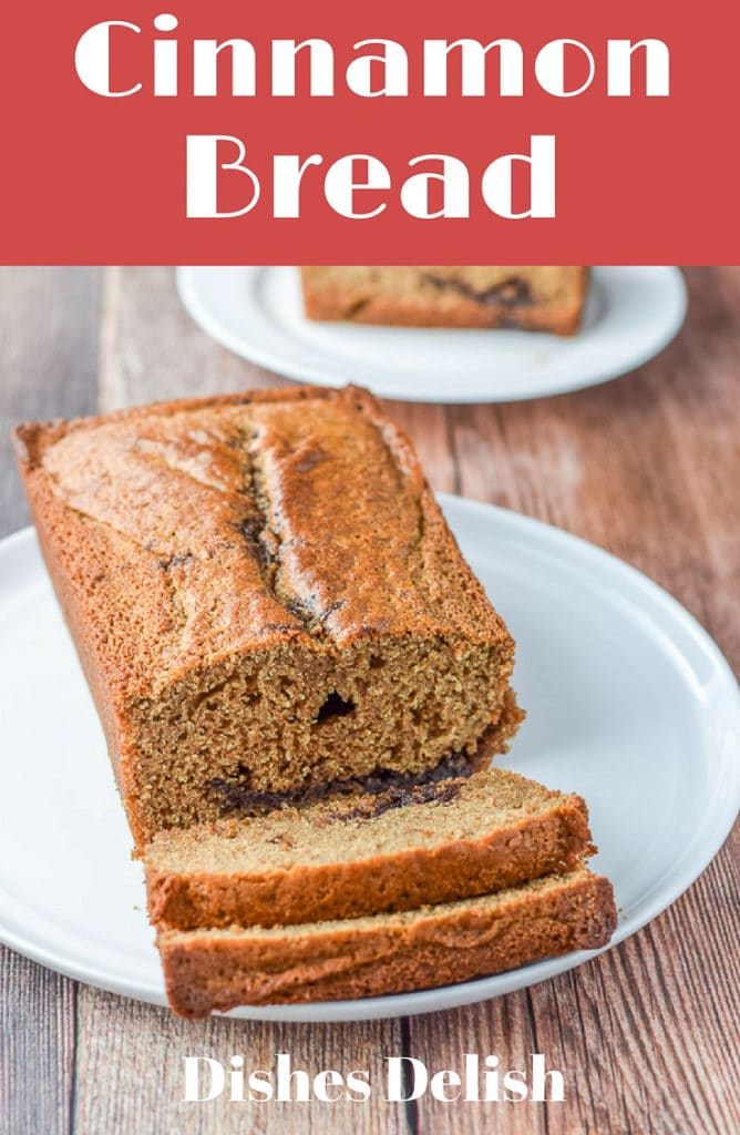 Cinnamon bread is so delicious that you are going to want it for breakfast. Oh, and snack time. And dessert!