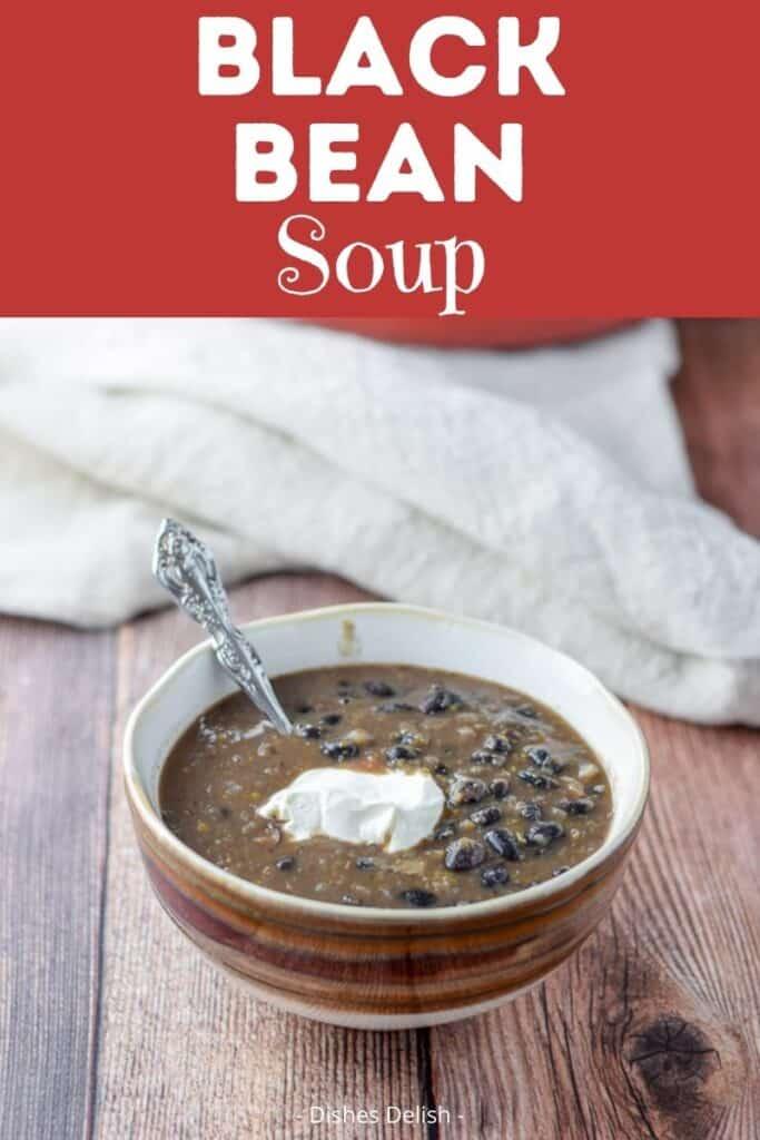 Black Bean Soup for Pinterest 2