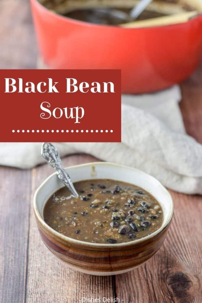 Black Bean Soup for Pinterest 4