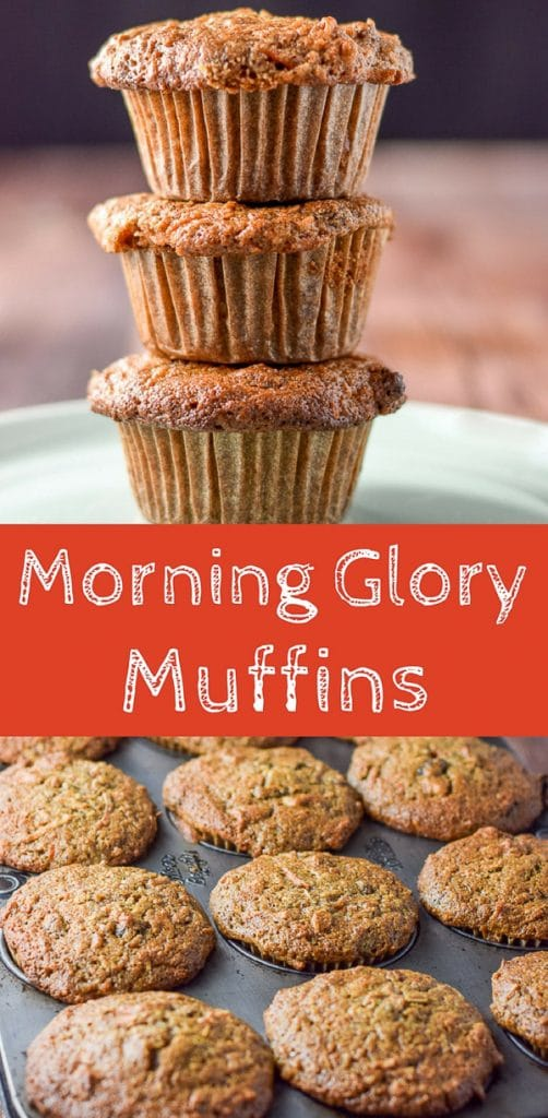 Morning Glory Muffins for Pinterest 1