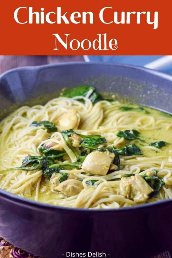 Chicken Curry Noodle for Pinterest 2