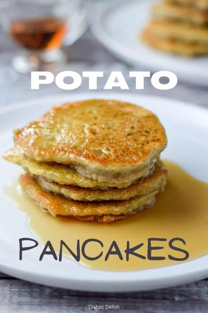 Potato Pancakes for Pinterest 5