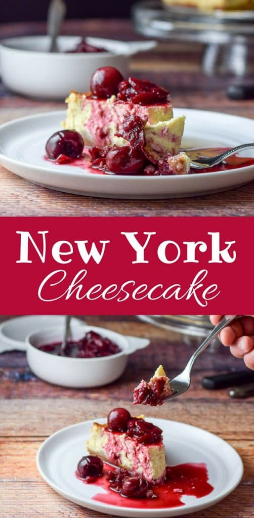 New York Cheesecake for Pinterest 1