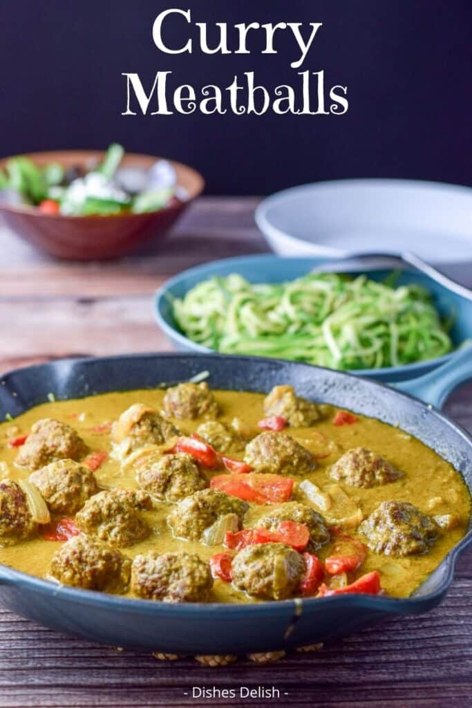 Curry Meatballs for Pinterest 2