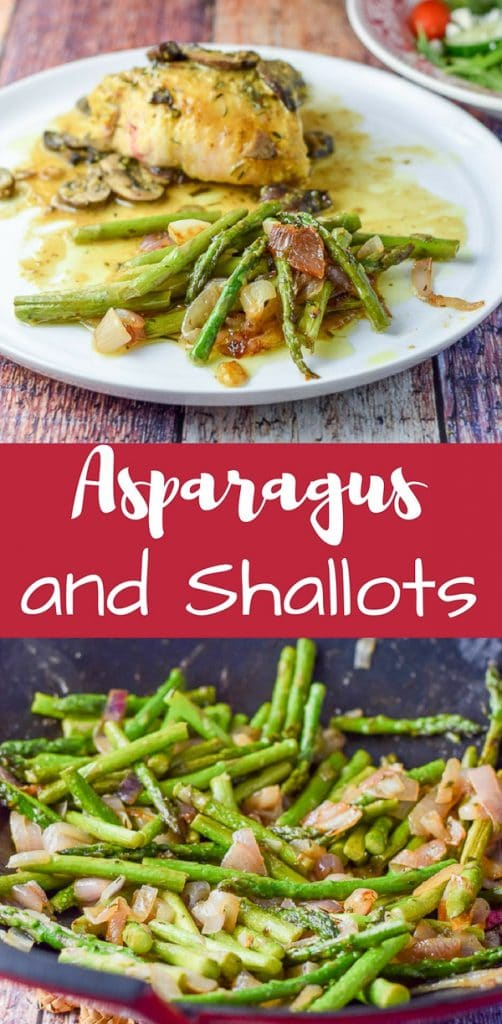 Asparagus and shallots for Pinterest 1