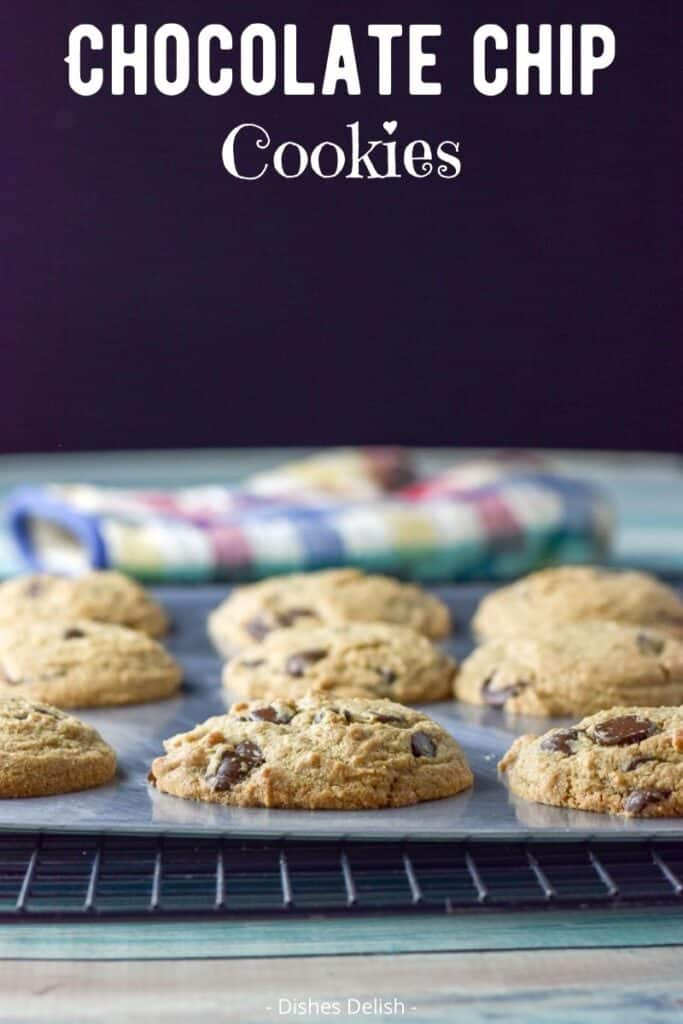 Chocolate Chip Cookies for Pinterest 3