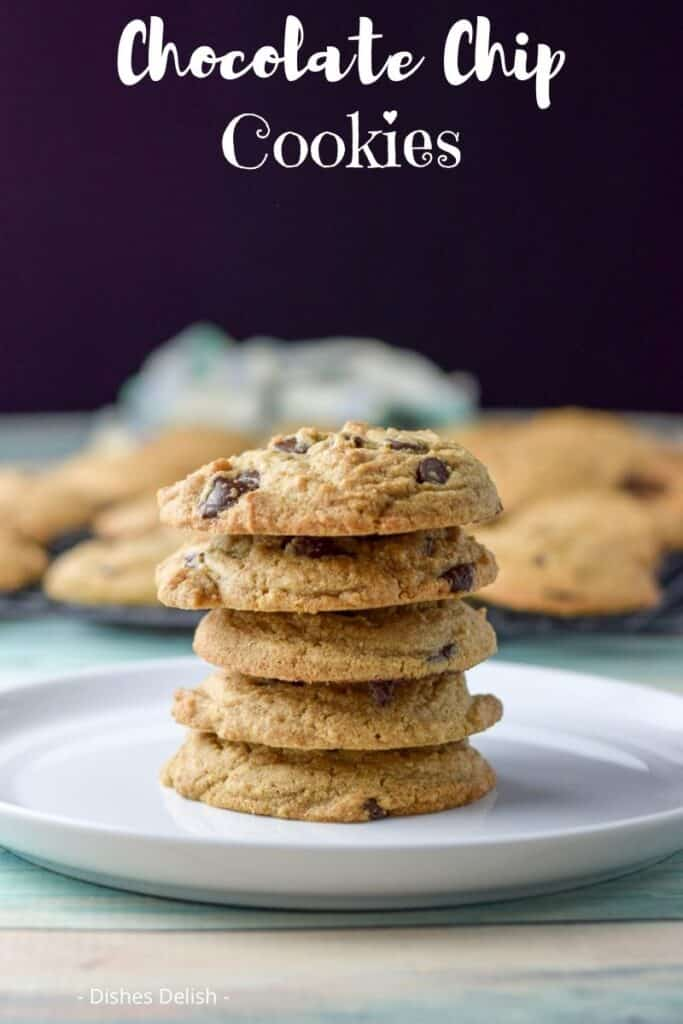 Chocolate Chip Cookies for Pinterest 5