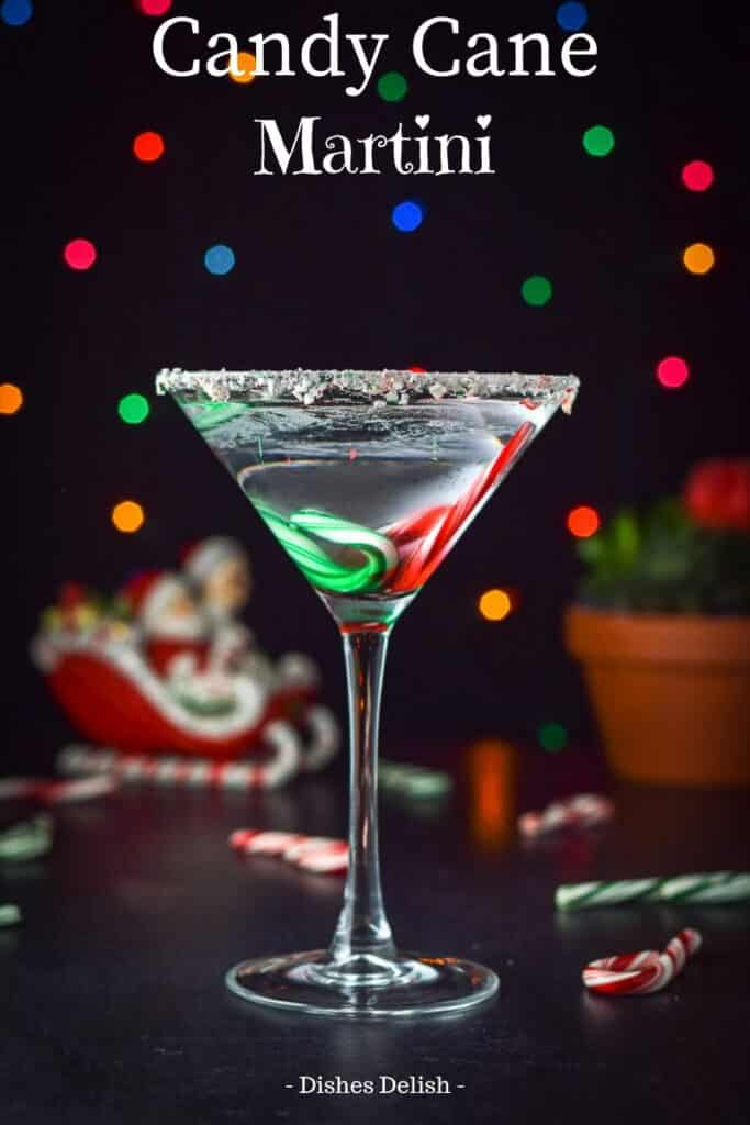 Candy Cane Martini for Pinterest 2