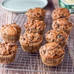 Date Nut Muffins for Pinterest 4