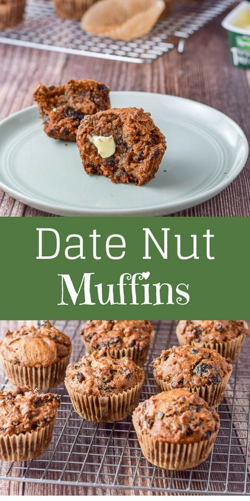 Date Nuts Muffins for Pinterest 1