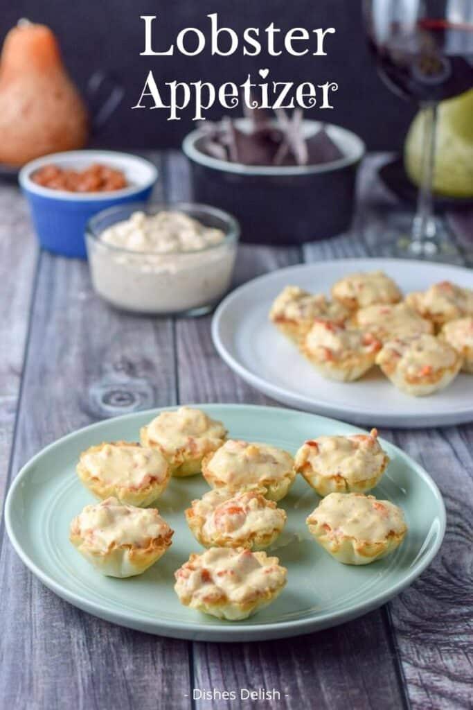Lobster Appetizer for Pinterest 2