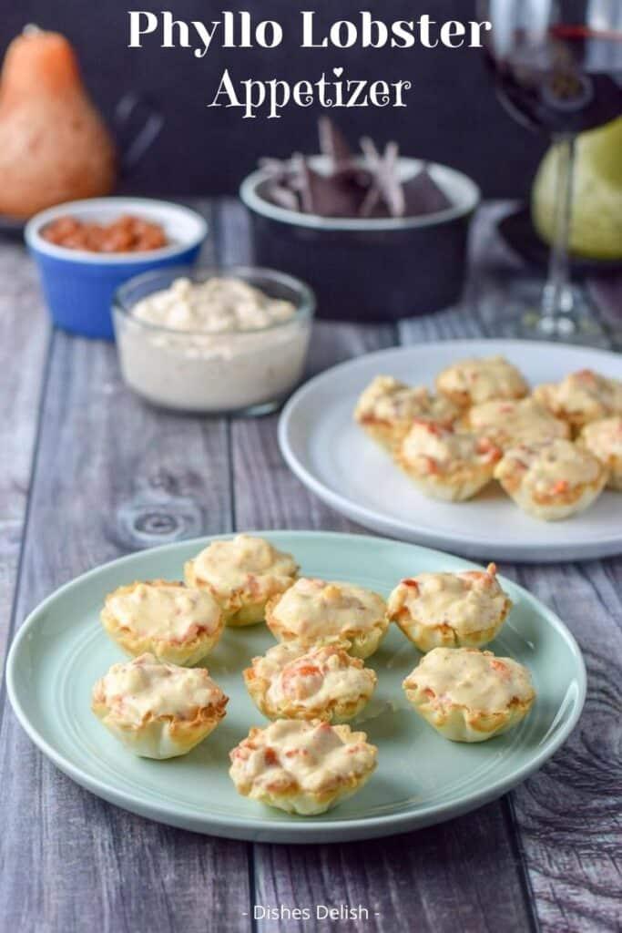 Lobster Appetizer for Pinterest 4