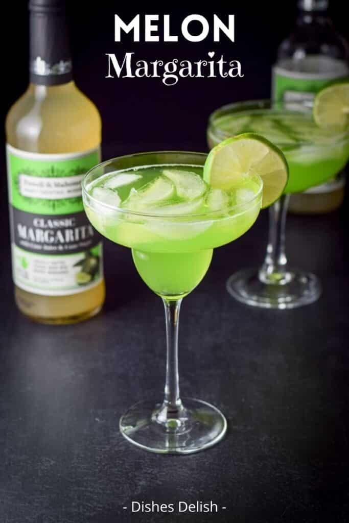 Melon Margarita for Pinterest 2