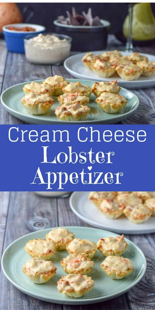 Lobster appetizer for Pinterest 1