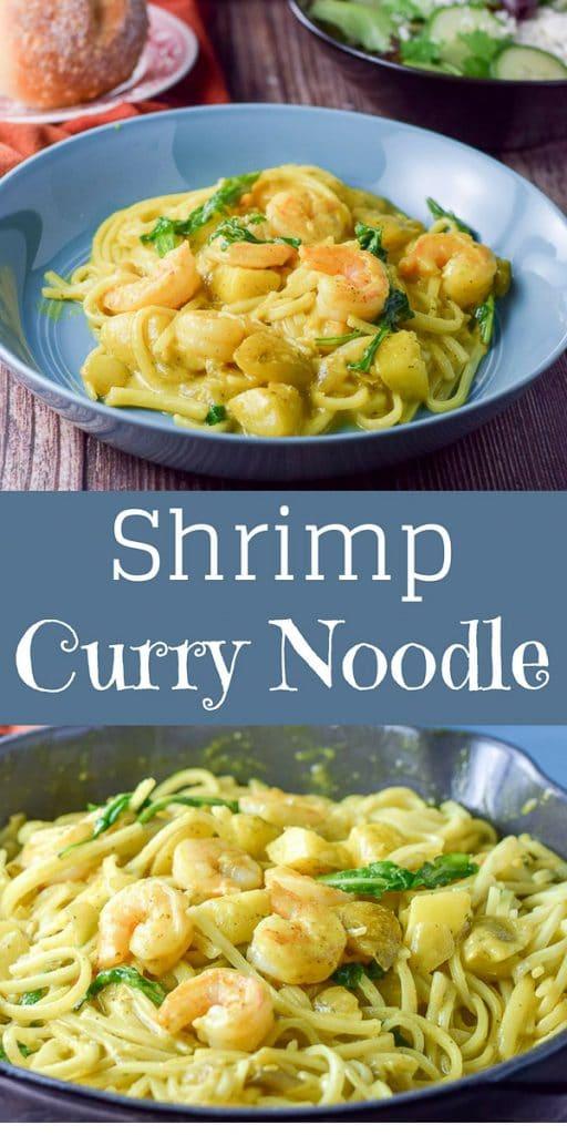 Shrimp Curry Noodle