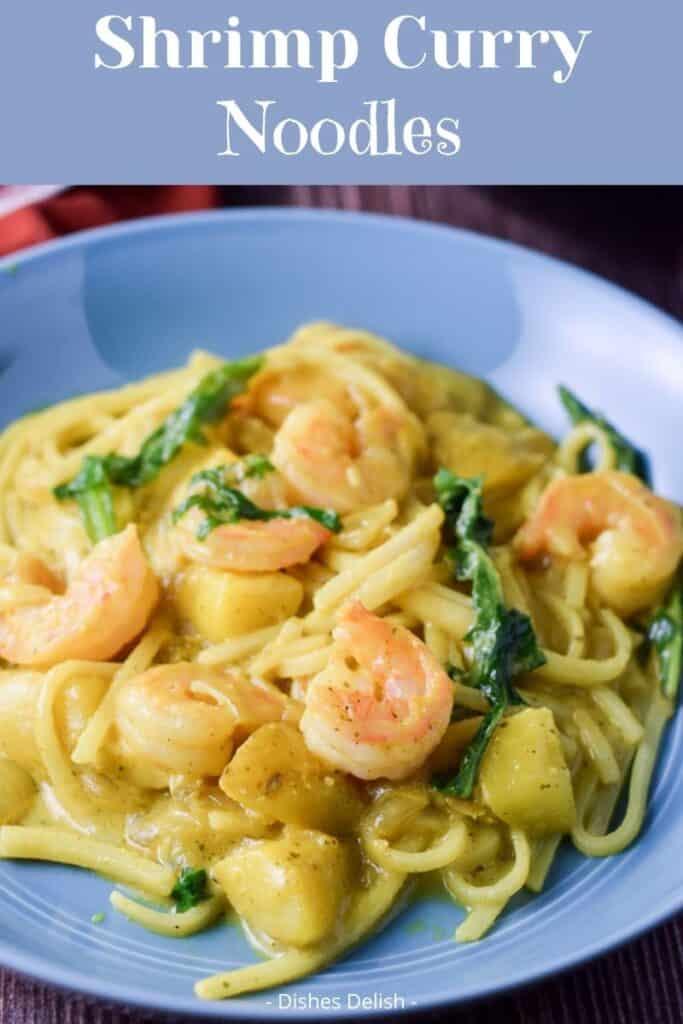 Shrimp Curry Noodle for Pinterest 2