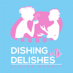 Dishing with Delishes logo