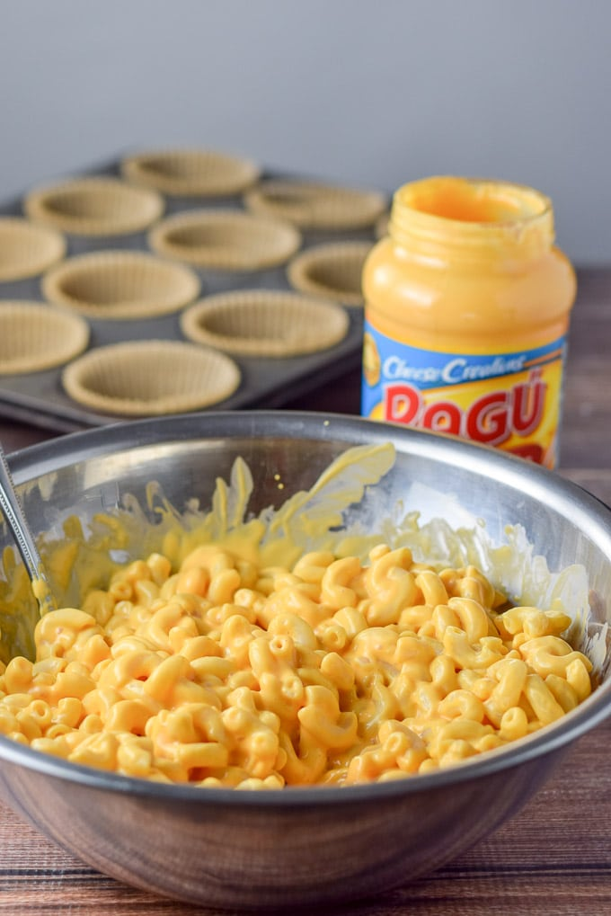 Mac Cheese Appetizer Baked Cheesy Goodness Dishes Delish