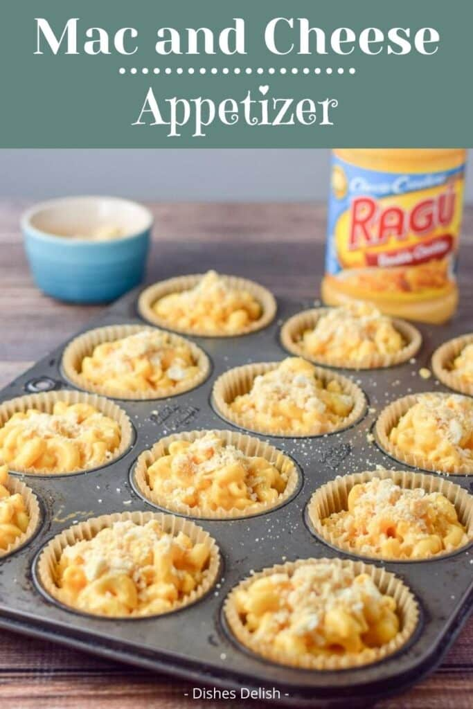 Mac and Cheese Appetizer for Pinterest 2