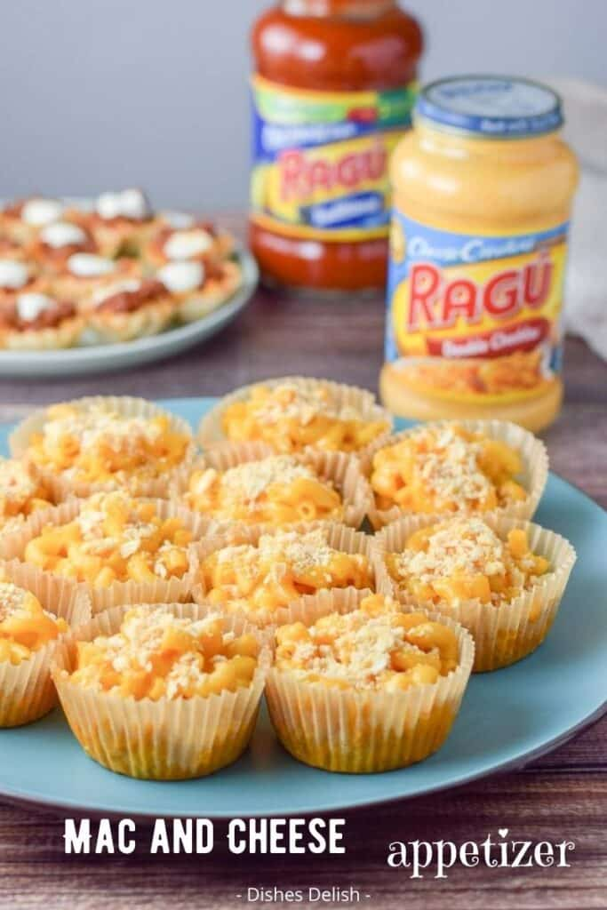 Mac and Cheese Appetizer for Pinterest 3