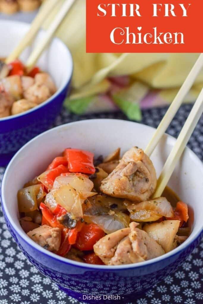 Stir Fry Chicken for Pinterest 2