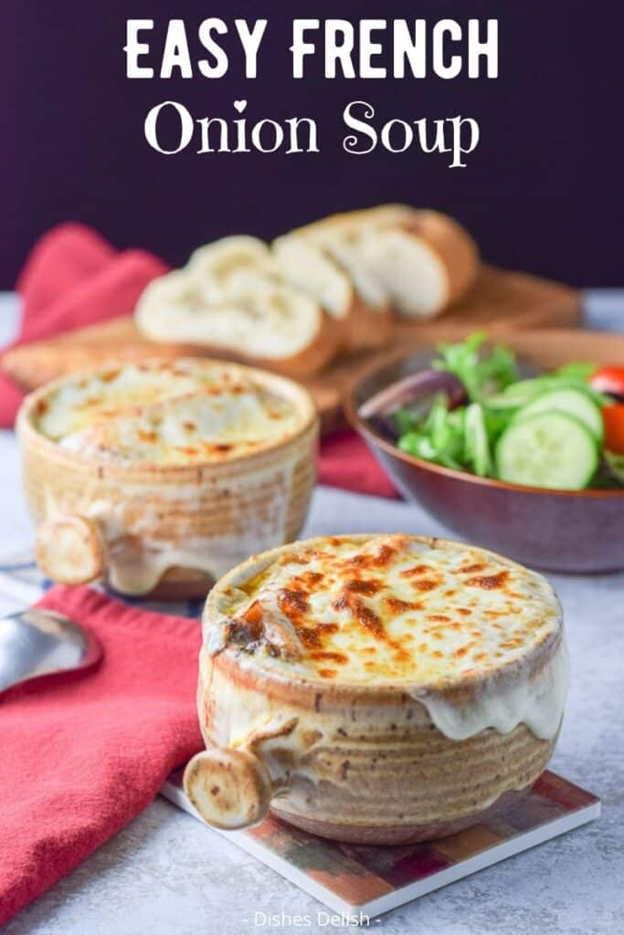 Easy French Onion Soup for Pinterest 3