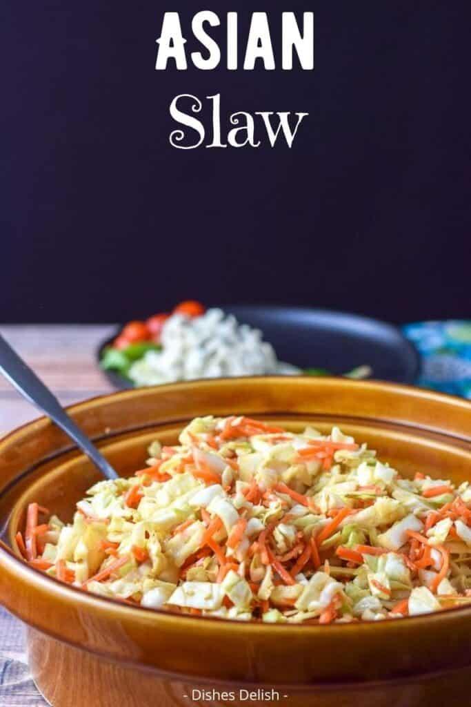 Asian Coleslaw for Pinterest 3