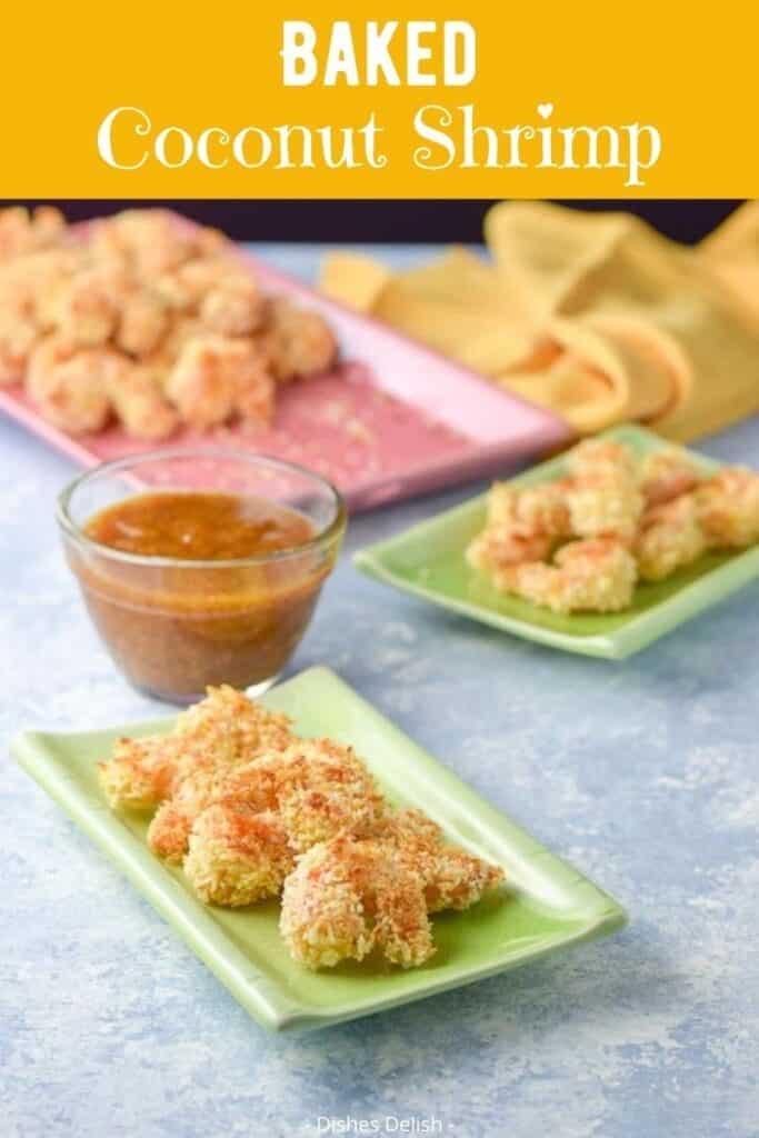 Baked Coconut Shrimp for Pinterest 3