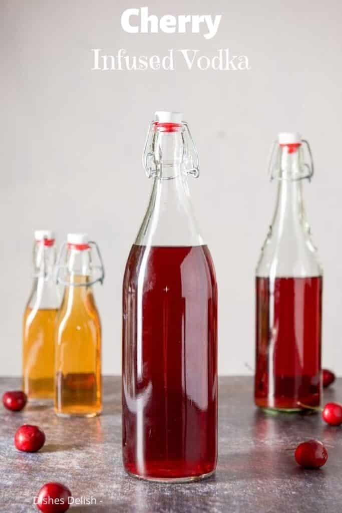 Cherry Infused Vodka for Pinterest 6
