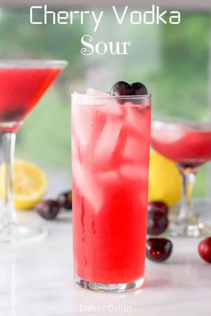 Cherry Vodka Sour for Pinterest 3